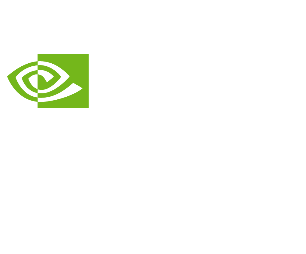 NVIDIA and Gigabyte logo